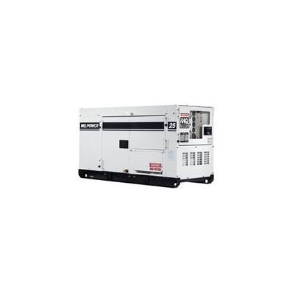 Generador en contenedor DCA25ESI
