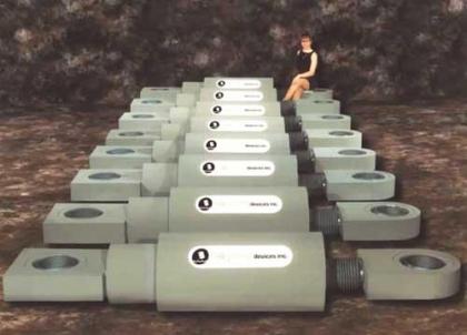 Amortiguadores sismicos